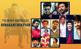 The Many Avatars of Sivakarthikeyan