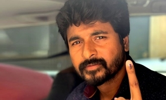 Sivakarthikeyan vote issue Chief Election officer interview