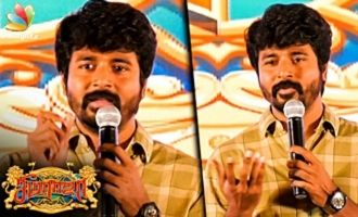I fear no one: Sivakarthikeyan Speech