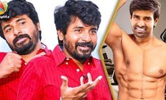 One of the BEST SIX PACK : Sivakarthikeyan about Soori Comedy