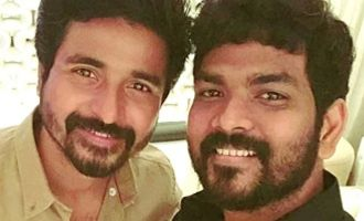 Besties Sivakarthikeyan and Vignesh Shivan unite for a new movie