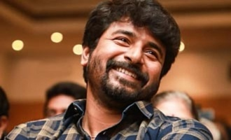 Siva Karthikeyan to hit screens soon!