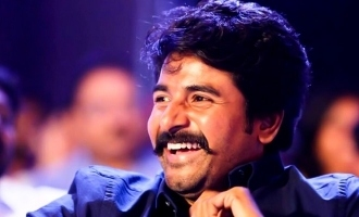 Siva Karthikeyan's SK 17 with Vignesh Shivn announced!