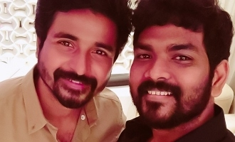 Vignesh Shivn updates on SK17!