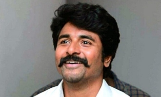 Siva Karthikeyan's next reaches crucial stage!