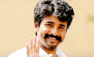 Exciting new update from Siva Karthikeyan's Doctor!