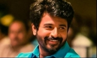 Sivakarthikeyan reveals the important virtue he will teach his son