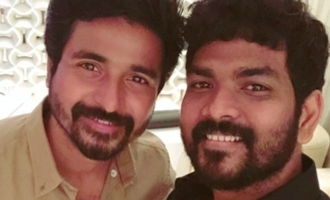 Vignesh Shivn does it for Siva Karthikeyan!