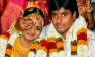 Aarthi and Sivakarthikeyan's adorable wedding video goes viral