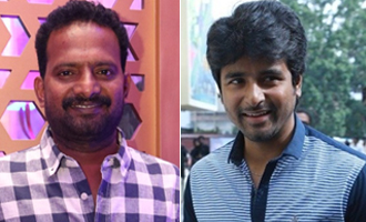 Director Ponram's important update on Sivakarthikeyan film