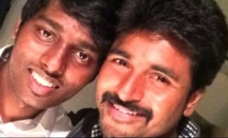 Sivakarthikeyan's two new projects with close friend Atlee's school