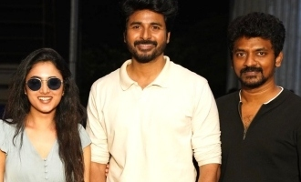 A hot official update on Sivakarthikeyan's next movie