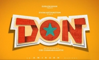 The next schedule of Sivakarthikeyan's 'Don' shooting to begin Tomorrow! – Latest Update