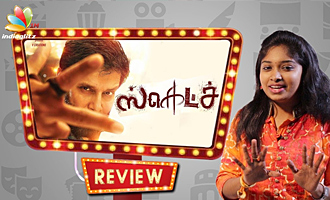 'Sketch' Movie Review by Vidhya
