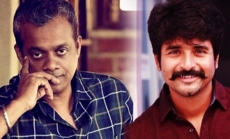 Gautham Vasudev Menon to share screen space with Sivakarthikeyan? - Exclusive