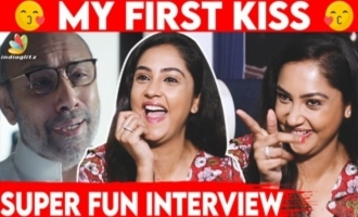 I will scold angrily - Smruthi Venkat cute interview