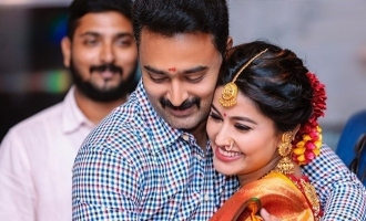 Prasanna and Sneha blessed with baby girl!
