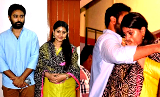 Sneha's birthday celebrations started with smiles, but ended in tears