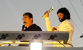 கவிஞர் சினேகனுக்கு புதிய பதவி! கமல்ஹாசன் கொடுத்த ஆச்சரியம்