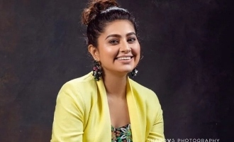 Sneha Prasanna sparkles in latest photos after slimming down post childbirth