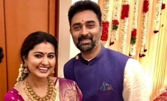 Sneha and Prasanna conduct an important family function photos go viral