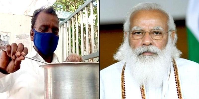 A Tea Vendor Sent 100 and A Letter To PM Modi – தமிழ் News
