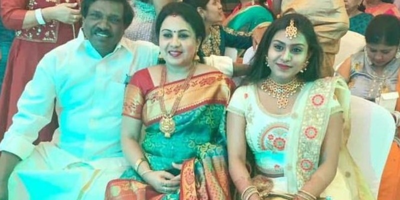 Pushpavanam and Anitha Kuppuswamy's daughter missing - police begin search - Tamil News - IndiaGlitz.com