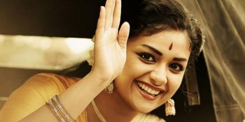 Keerthy Suresh wins Best Actress National Award - Tamil News - IndiaGlitz.com