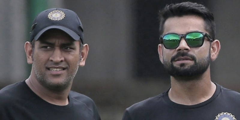 Virat Kohli heaps praise on M.S. Dhoni and explains his role in World Cup 2019