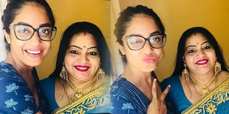 Bigg Boss 3 Abhirami meets Mugen's mother! - Tamil News - IndiaGlitz.com