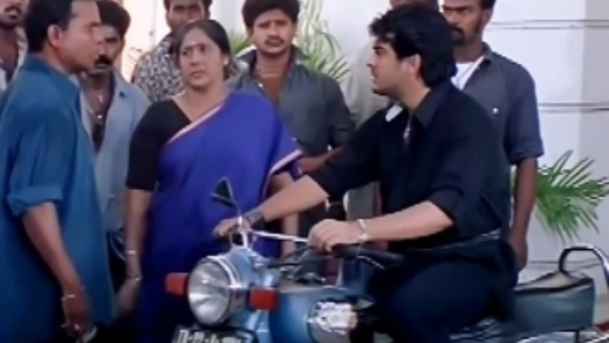 Actor reveals selling bike used by Thala Ajith to pay house rent – Tamil News