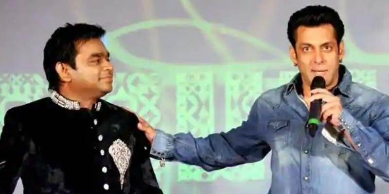 A.R. Rahman reacts strongly to Salman Khan's tasteless troll - Video goes viral - Tamil News - IndiaGlitz.com