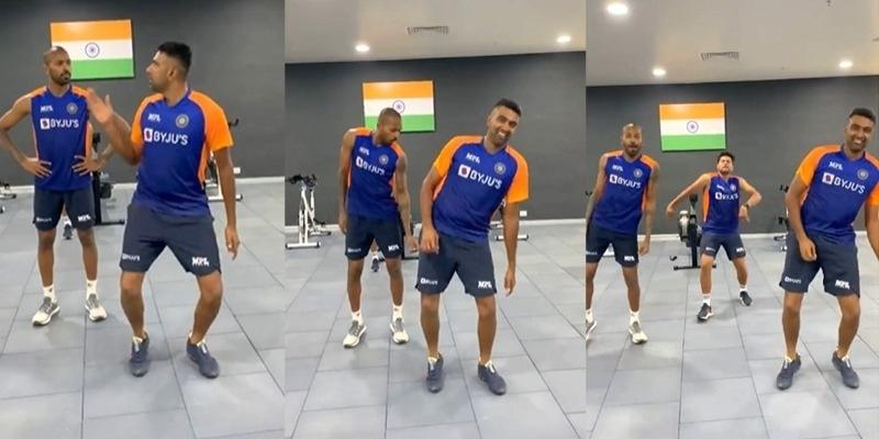 Ashwin, Hardik Pandya and Kuldeep Yadav's Vaathi dance video viral! - Tamil News - IndiaGlitz.com