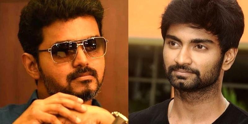 Atharvaa to become Vijay's relative through a marriage? - Tamil News - IndiaGlitz.com