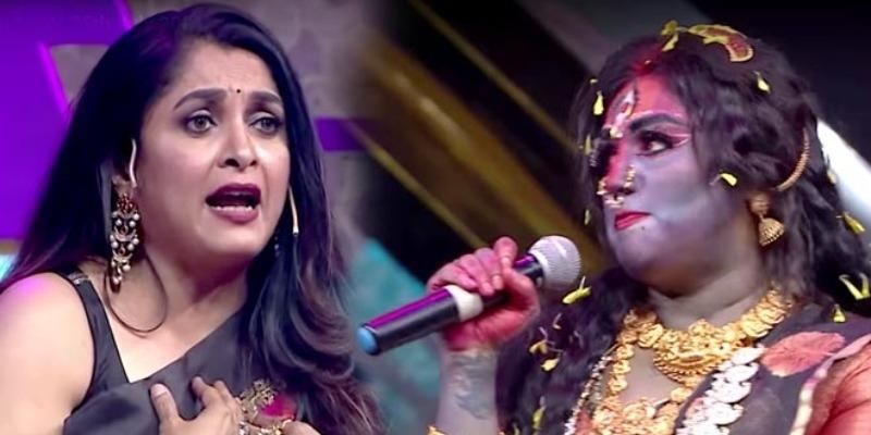 Ramya krishnan and vanitha clash video goes viral – தமிழ் News