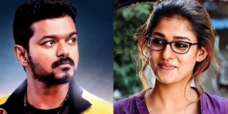 Nayanthara to break the rules for 'Bigil' - Tamil News - IndiaGlitz.com