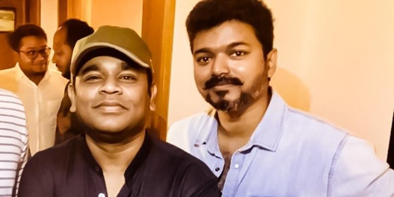 Thalapathy Vijay-A.R.Rahman's big treat on a big day? - Tamil News - IndiaGlitz.com