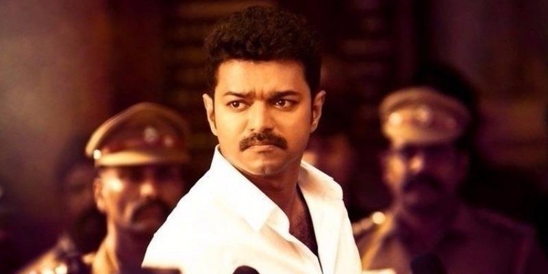 Is Thalapathy Vijay speaking political dialogues in 'Bigil'? - Tamil News - IndiaGlitz.com