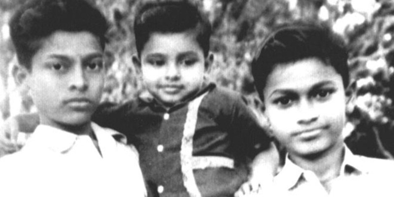 The famous actor share a childhood photo for brothers day – தமிழ் News