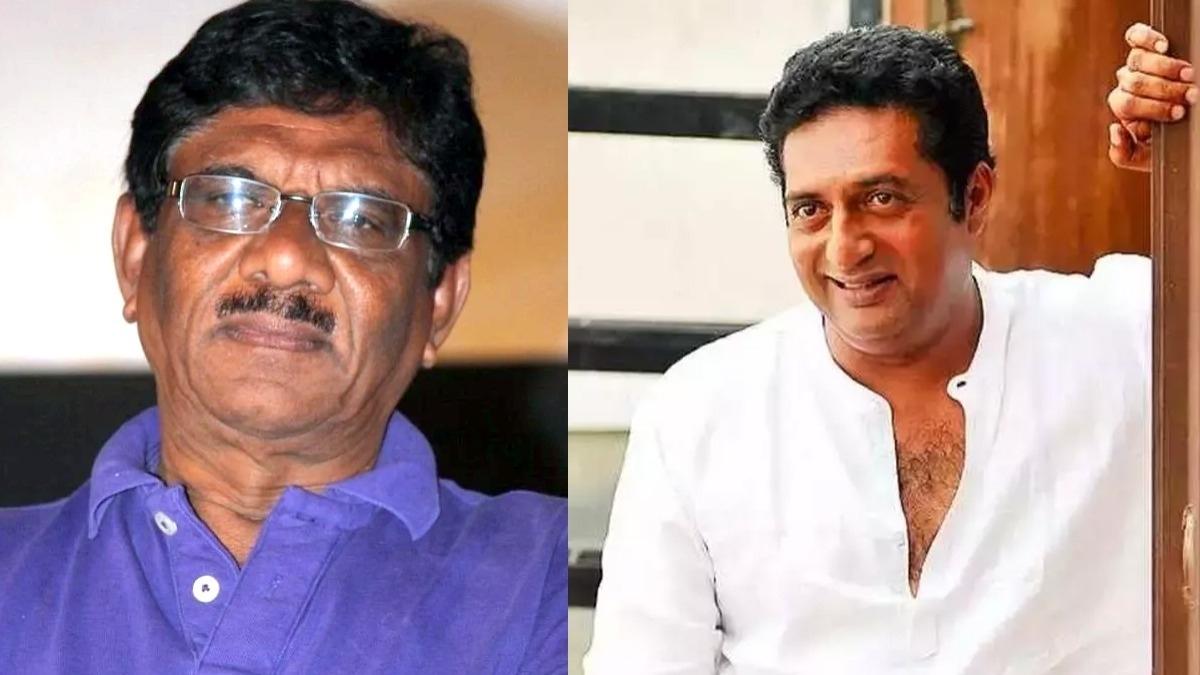 Bharathiraja and Prakash Raj joins the cast of Dhanush's next film! – Full Details – Tamil News