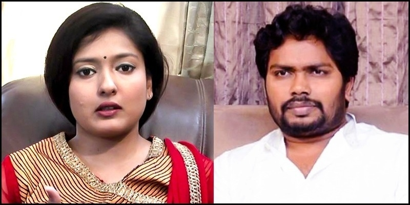 """It's you who provokes Muslims"" - Gayathri Raghuram attacks Pa Ranjith! - Tamil News - IndiaGlitz.com"