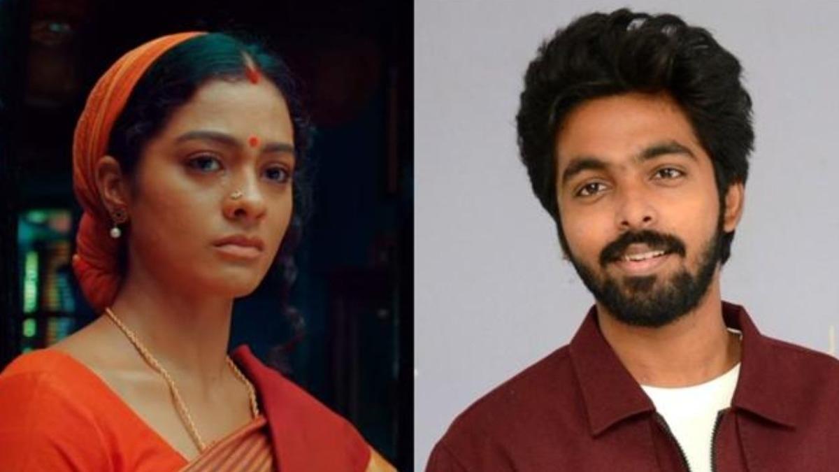G.V.Prakash -S Gayathrie new movie kickstarts – Tamil News