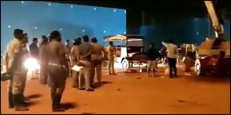 Breaking: Major accident in Shankar's Indian 2 sets! - Tamil News - IndiaGlitz.com