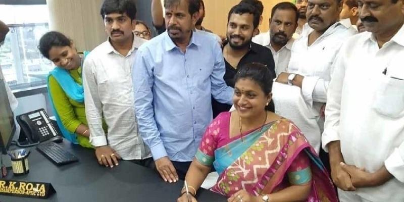 RK Roja dropped as APIIC chief – தமிழ் News