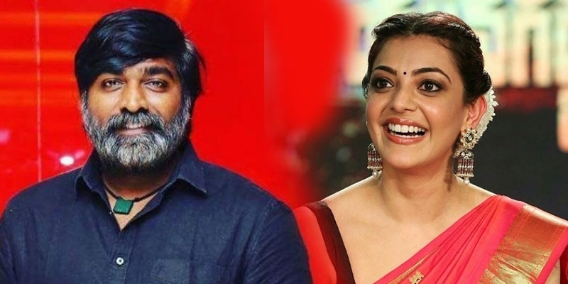Vijay Sethupathi and Kajal Agarwal in a super hit sequel? - Tamil News - IndiaGlitz.com