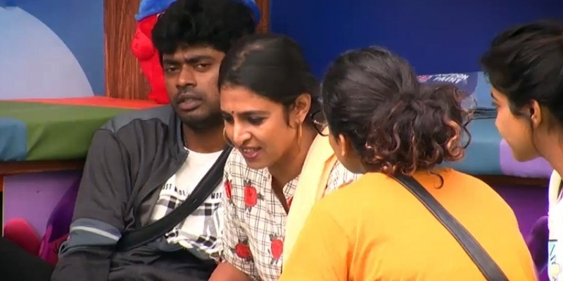 Eviction result of Bigg Boss Tamil is here - Tamil News - IndiaGlitz.com