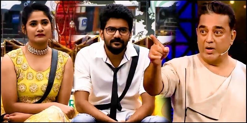 Bigg Boss 3 late night kurumpadam for Kavin - Losliya from Kamal! - Tamil News - IndiaGlitz.com