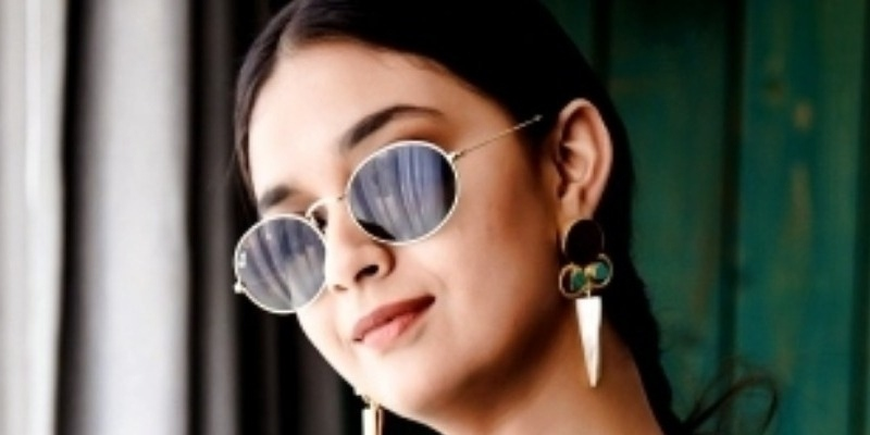 Keerthy Suresh gets a special birthday gift - Tamil News - IndiaGlitz.com