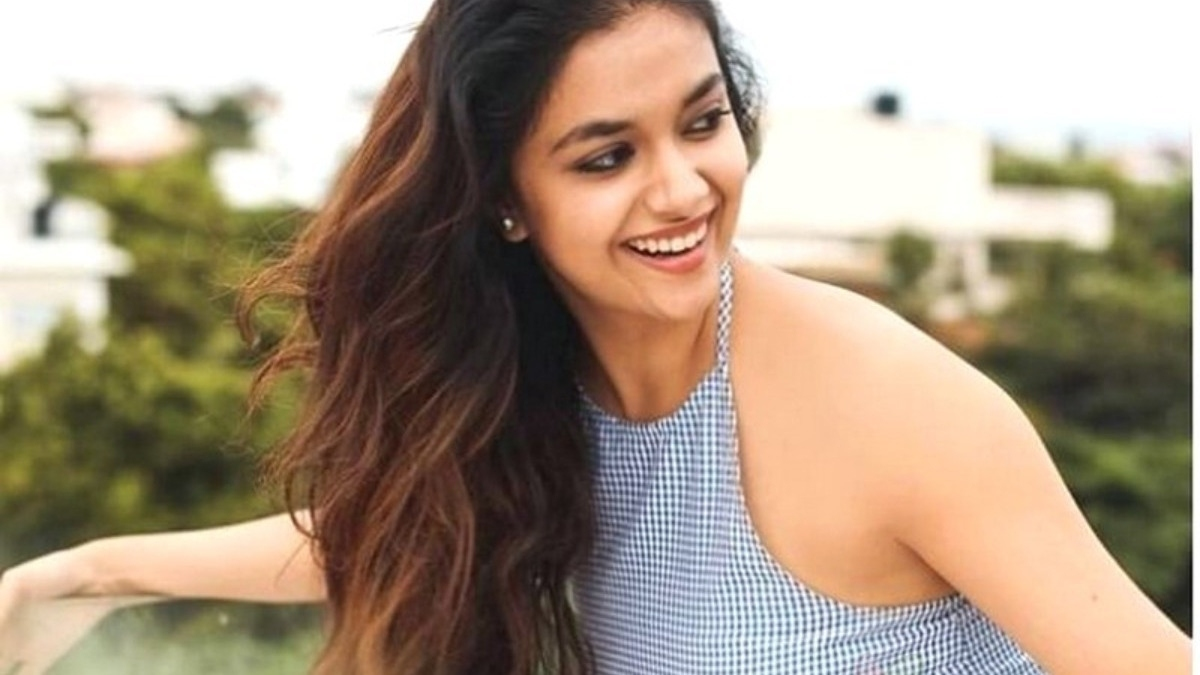 Keerthy Suresh's unknown cricketing talent – Stumps and internet clean bowled – Tamil News