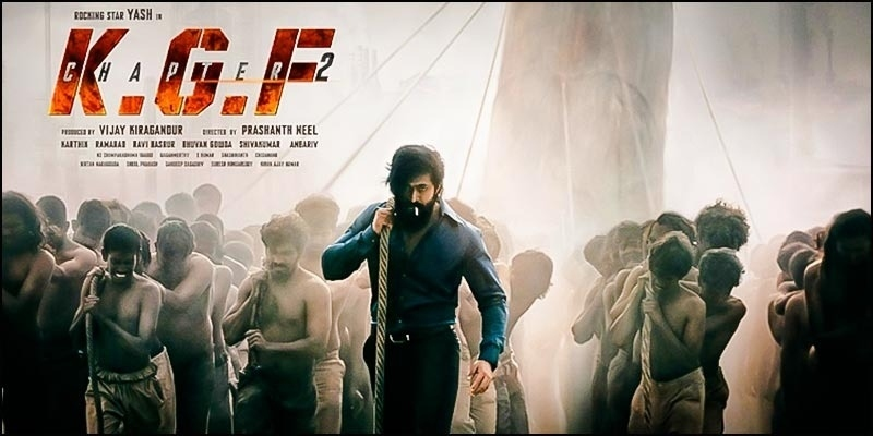 Stunning mass first look of KGF 2 villain released! - Tamil News - IndiaGlitz.com